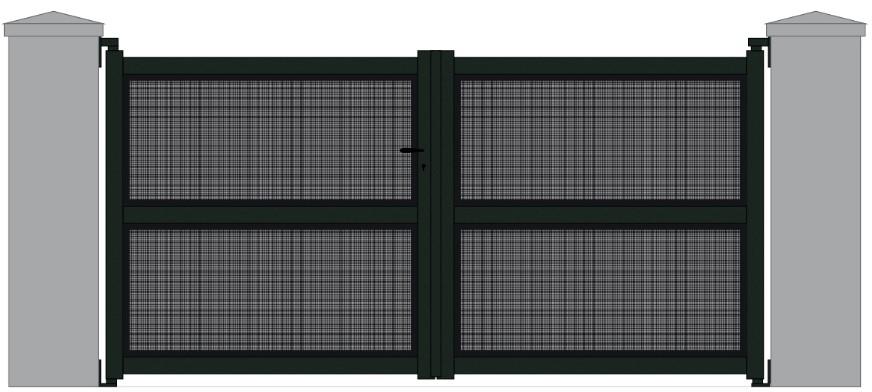 portail-argeles-microperforé-noir